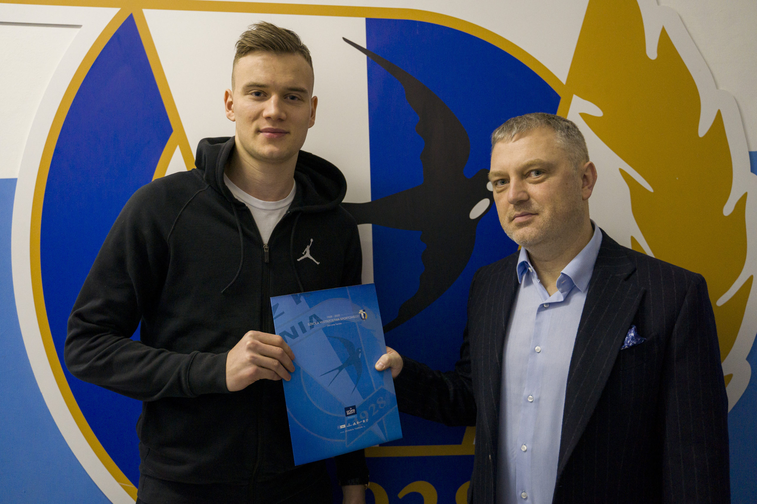 Mateusz Zając zawodnikiem Unii Tarnów