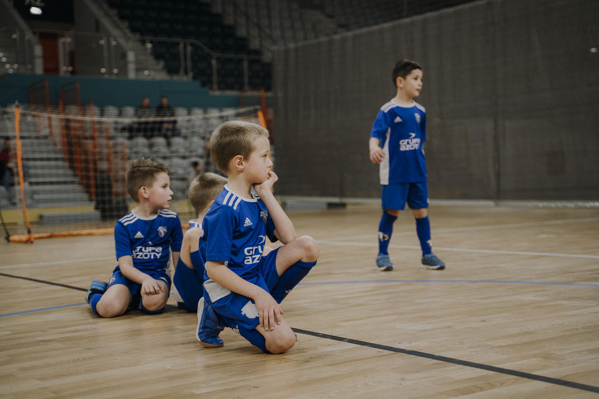 Zawieszenie składek dla zawodników Akademii Piłkarskiej